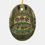 Precious Bell Christmas Tree Ornaments