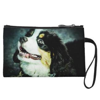 Precious Bernese Mountain puppy cosmetic Bag