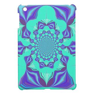 Precious blue iPad mini cover