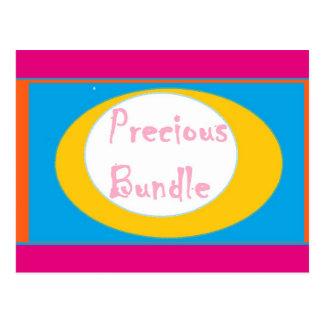 Precious Bundle Postcard
