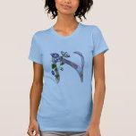 Precious Butterfly Initial N T-shirt
