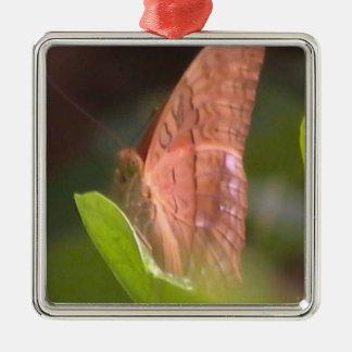 Precious Butterfly Metal Ornament