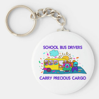 Precious Cargo Key Chain