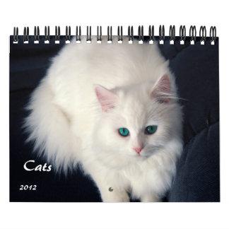 Precious Cats 2012 Calendar