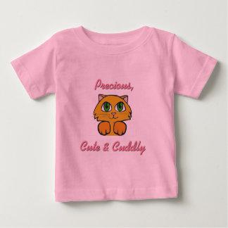 Precious, Cute & Cuddly Baby T-Shirt