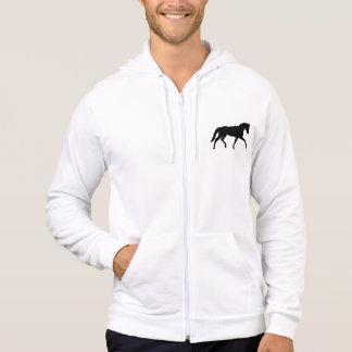 precious dressage horse pullover