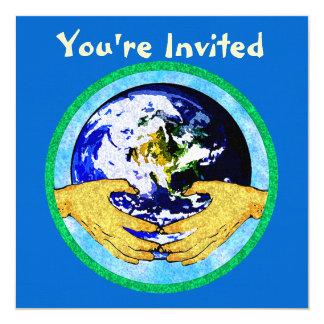Precious Earth Invitations