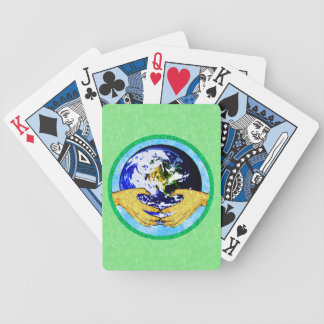 Precious Earth Playing Cards