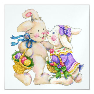 Precious Easter Invitation (Egg Hunt?) - SRF