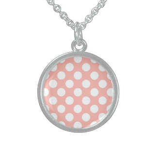 Precious Gorgeous Lovely Girly Round Pendant Necklace