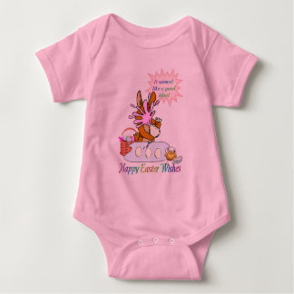 Precious Happy Easter Wishes T-Shirt
