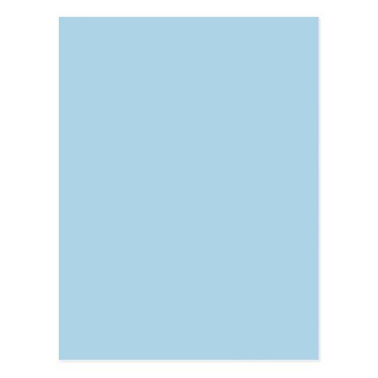 Precious in Blue babyshower Postcard
