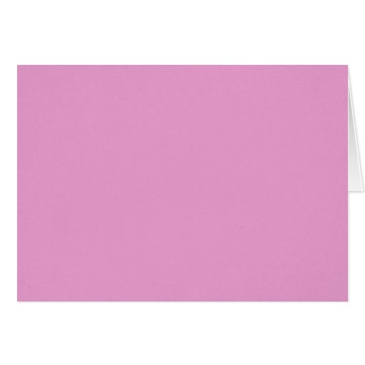 Precious in pink greeting card