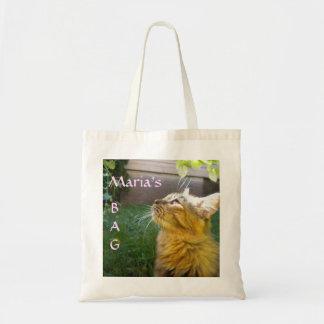 Precious Kitty's Bag (Personalize)
