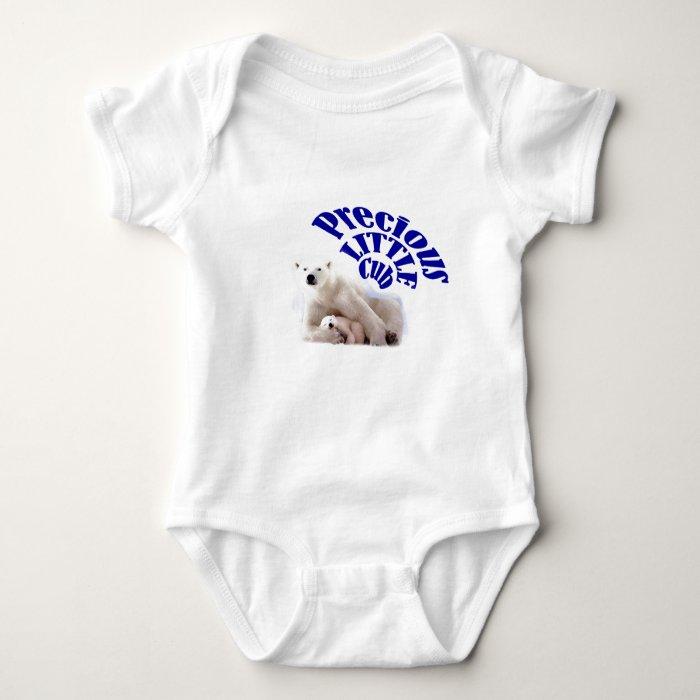 Precious Little Cub Baby Bodysuit