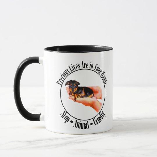 Precious Lives Mug