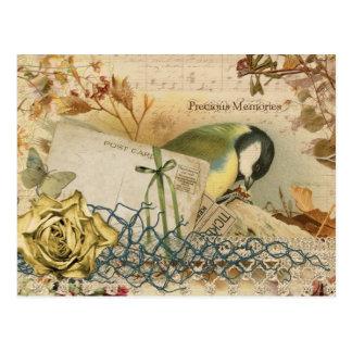 Precious Memories Postcard