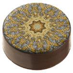 Precious Metal Kaleidoscope  Dipped Oreo® Cookies