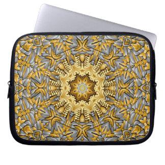 Precious Metal Neoprene Laptop Sleeves