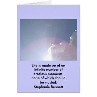 Precious Moments Card