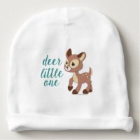 Precious Moments | Woodland Baby Deer Little One Baby Beanie