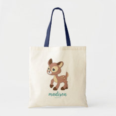 Precious Moments | Woodland Baby Deer Little One Tote Bag at Zazzle