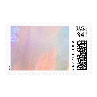 Precious opal postage