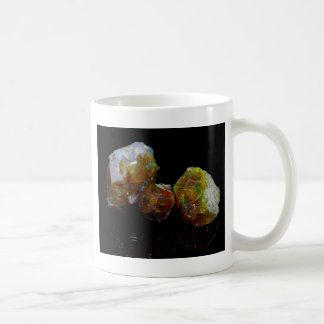 Precious opals coffee mug