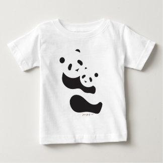 Precious Panda Bears Baby T-Shirt