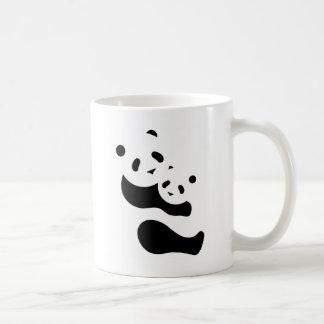 Precious Panda Bears Classic White Coffee Mug