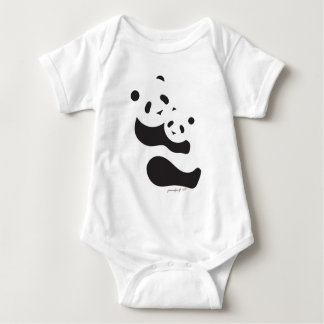 Precious Panda Bears Tee Shirts