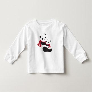 Precious Panda Bears Toddler T-shirt