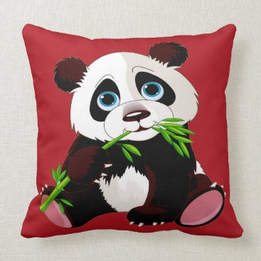 Professional Business Precious Panda Pillow