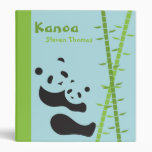 Precious Pandas Baby Memory Binder
