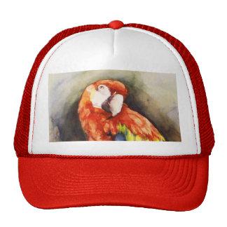 Precious Parrot Hat