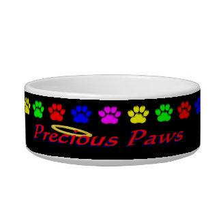 Precious Paws Pet Bowl