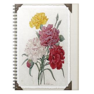 Precious Pinks Spiral Notebook