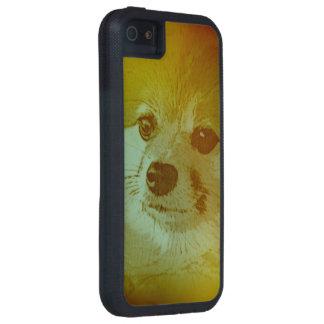 Precious Pom Pom iPhone Case - Glow/Black