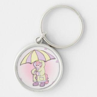 Precious Pony Keychain