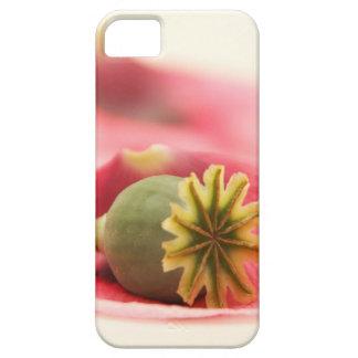 Precious Poppy Petals iPhone SE/5/5s Case
