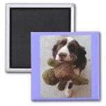 Precious Puppy Magnet