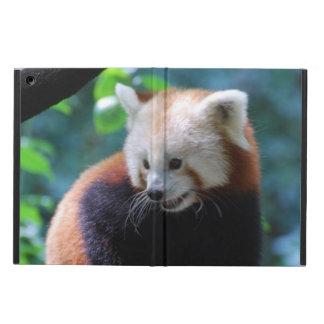 Precious Red Panda Bear Cover For iPad Air