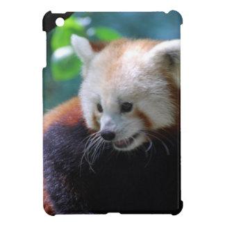 Precious Red Panda Bear iPad Mini Cover