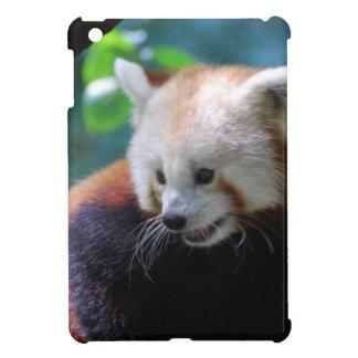Precious Red Panda Bear iPad Mini Cases