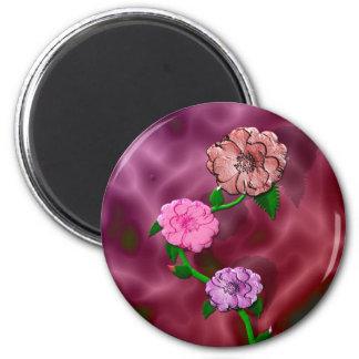 Precious Rosebud Refrigerator Magnet
