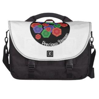 Precious Stones Bag For Laptop