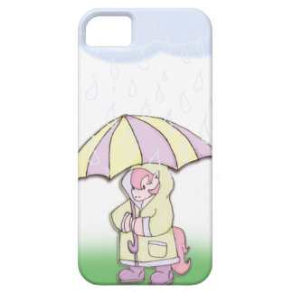 Precious The Pony Rainy Day s Case For The iPhone 5