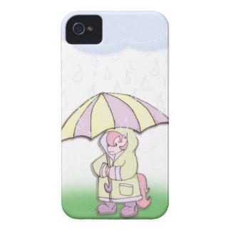 Precious The Pony Rainy Day s Case-Mate iPhone 4 Cases