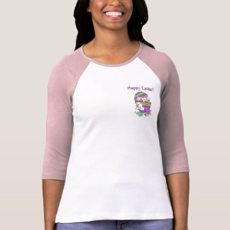 Precious Westie Happy Easter Wishes T-Shirt