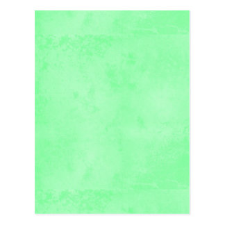 PRECIOUSLY PERFECT MINTY GREEN TEXTURE BACKGROUNDS POSTCARD